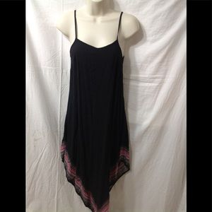 Women's size XS MERONA handkerchief hem dress